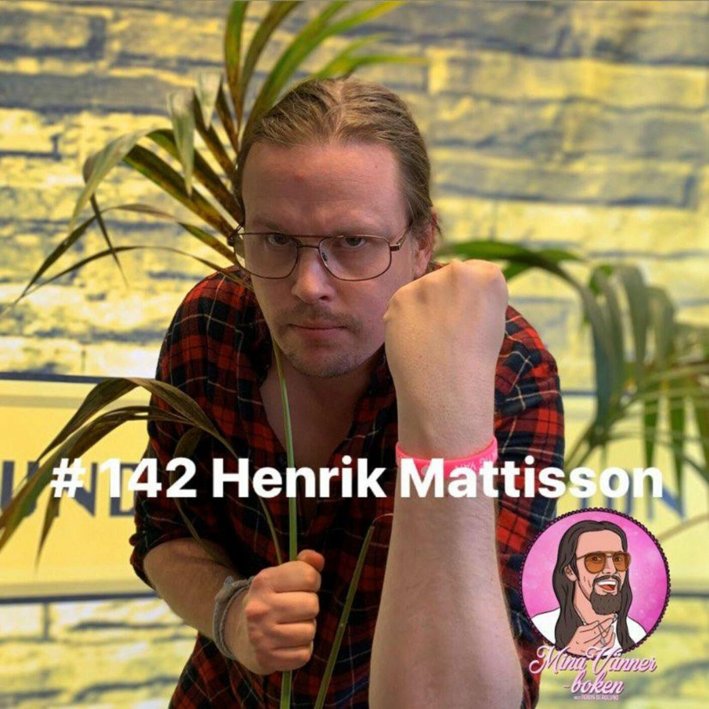 142. Henrik Mattisson