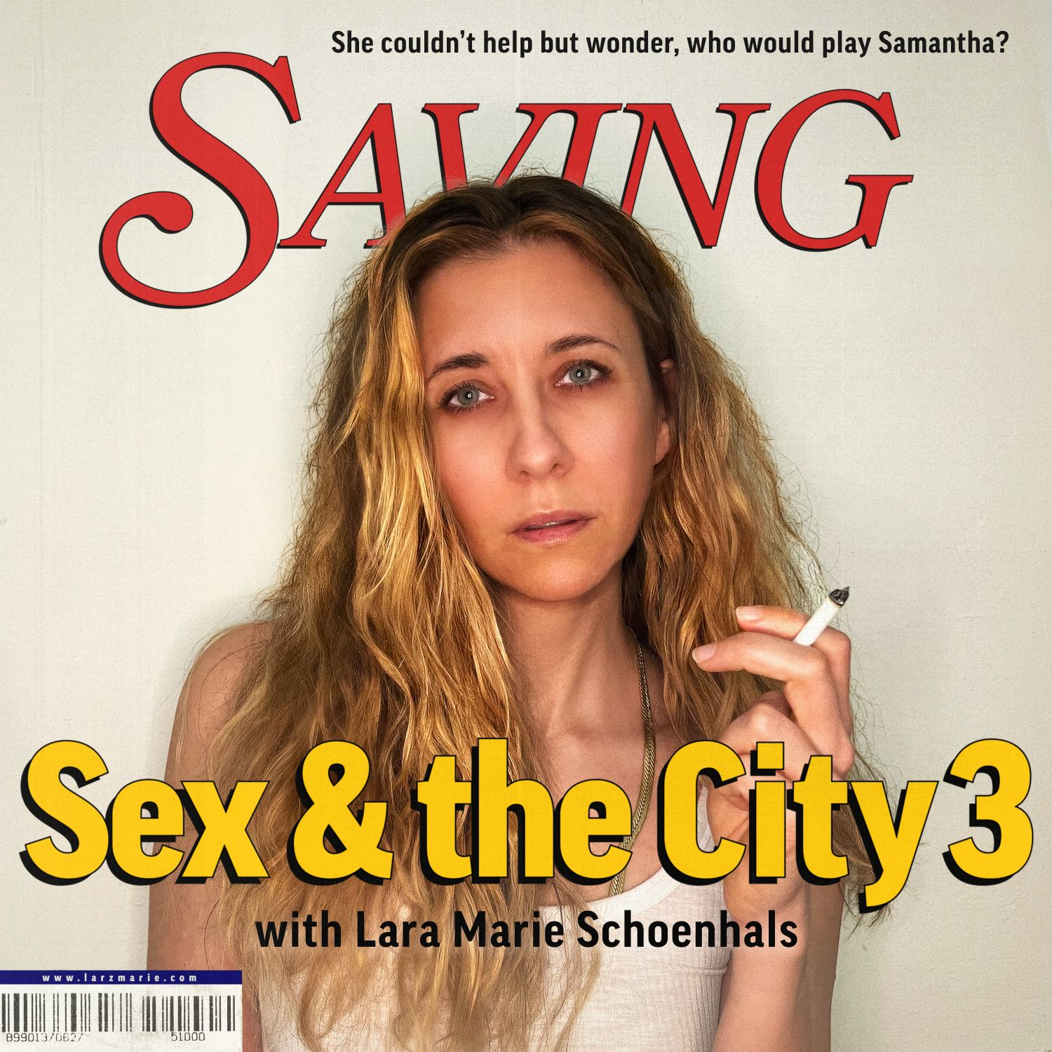 Saving Sex and the City 3 podcast show image