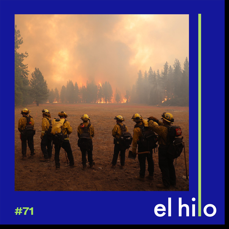 Crisis climática: nuestra casa en llamas