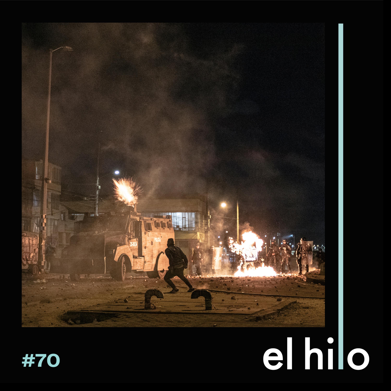Colombia: salir a protestar y morir