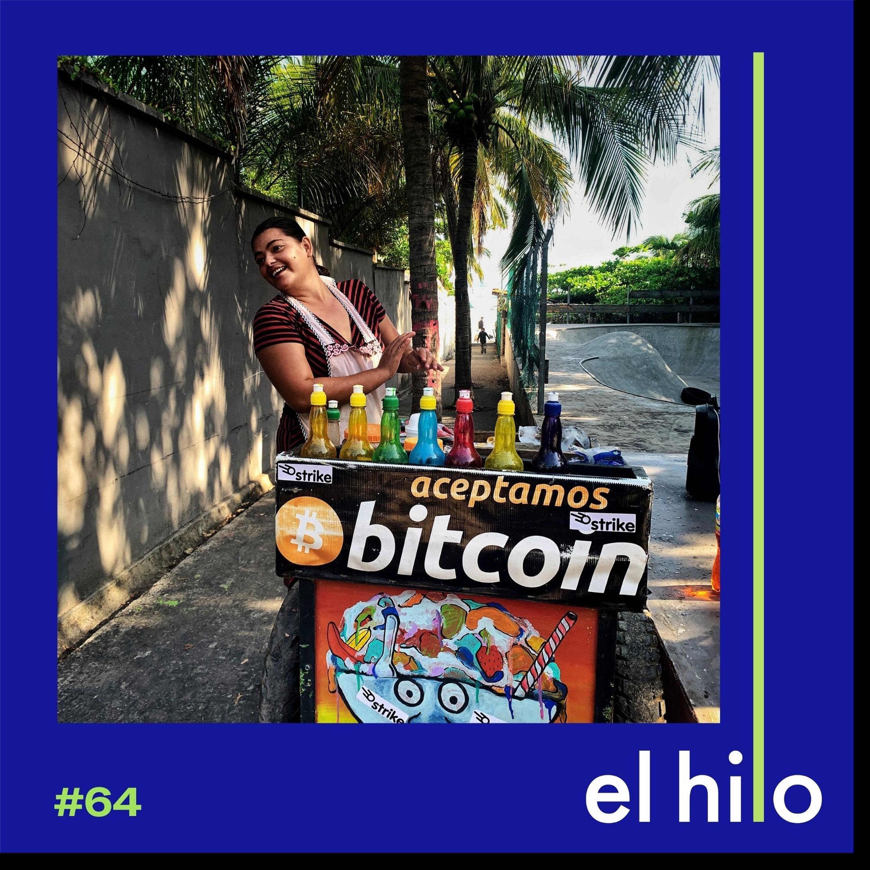 'Aceptamos Bitcoin': la nueva moneda de El Salvador