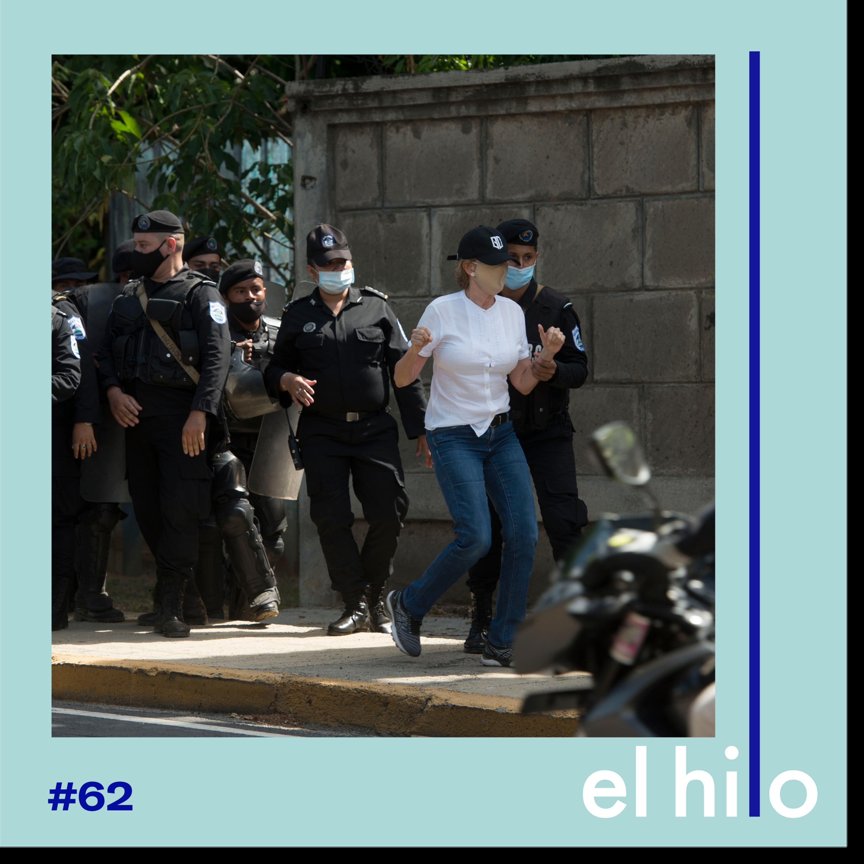 La última cacería de Daniel Ortega