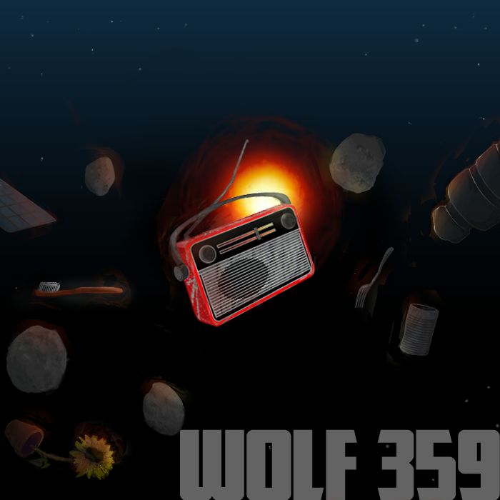 """""""    Wolf 359 """" Podcast"""
