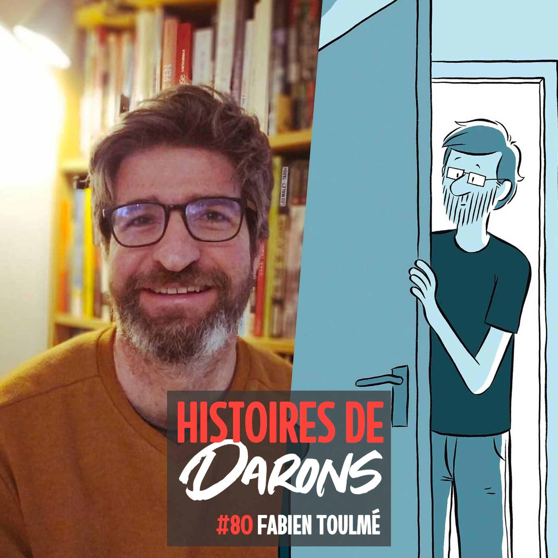 Rediff ☀️- Fabien Toulmé, sa BD poignante sur la naissance de sa fille trisomique