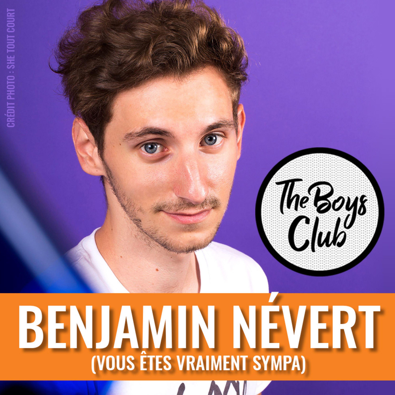 Benjamin Névert, hormones de croissance et hypersensibilité