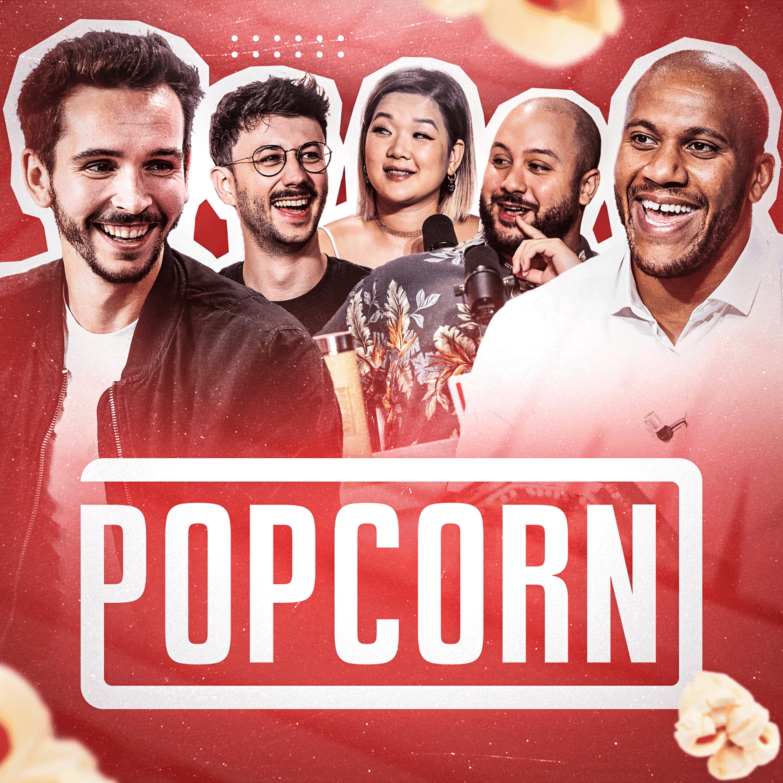 S03E02 - Ciryl Gane, champion UFC dans Popcorn !