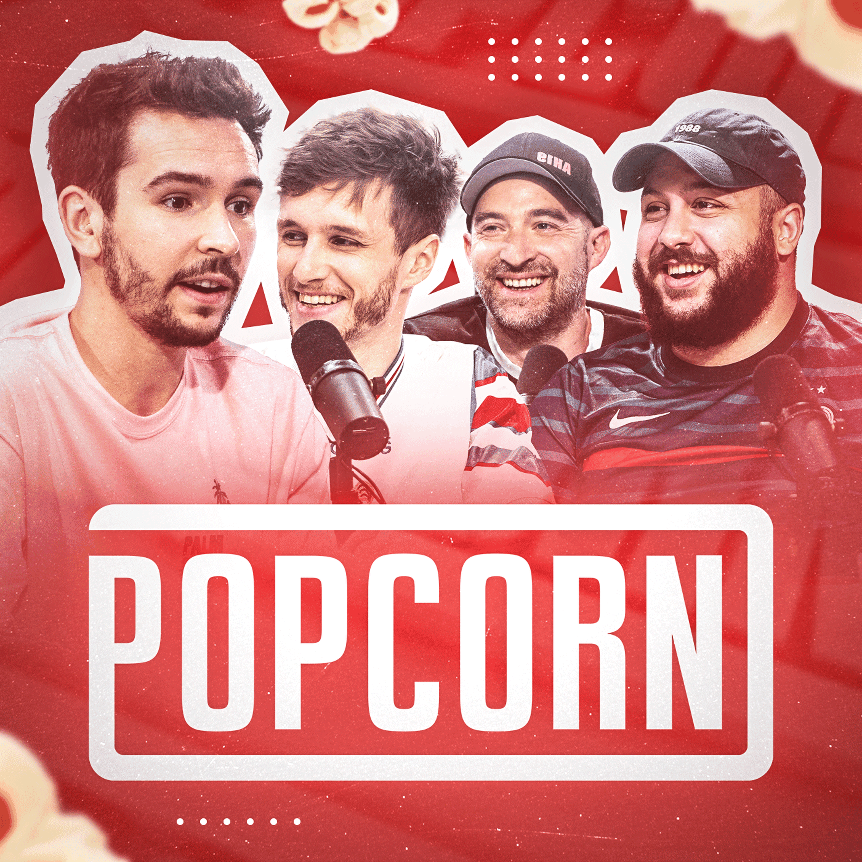 S02E38 - POPCORN D'AVANT-MATCH avec Wiloo, Yannou & Zack !