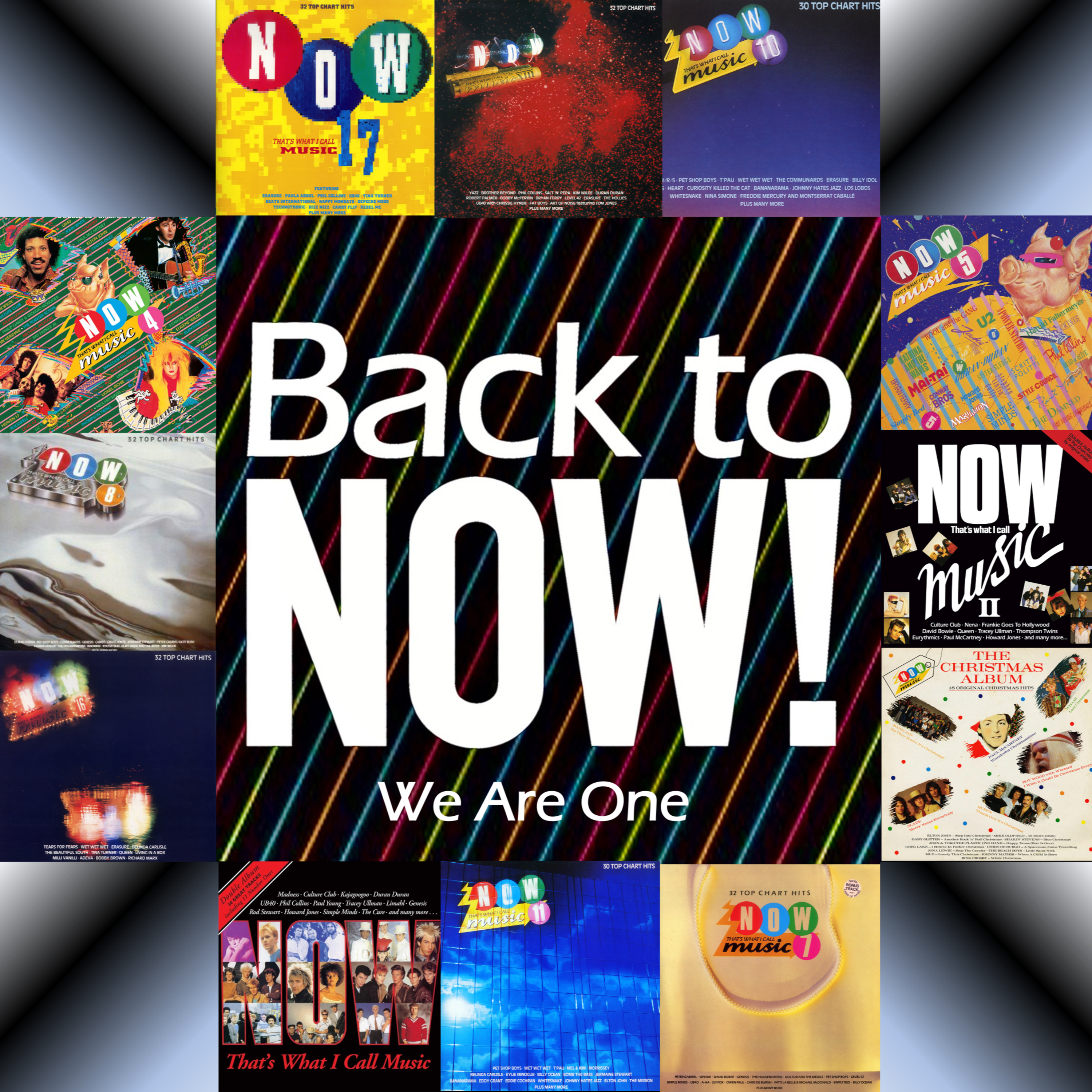 Back to NOW - We Are One!
