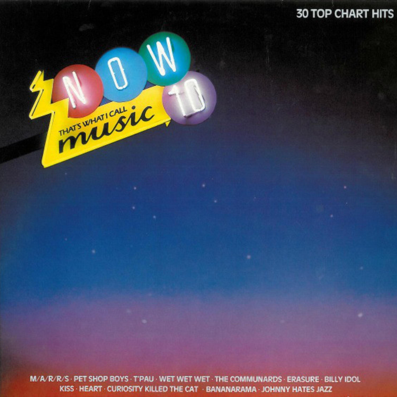 NOW 10 – Autumn '87: Justin Quirk