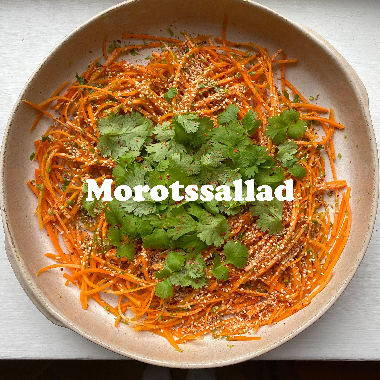 Morotssallad