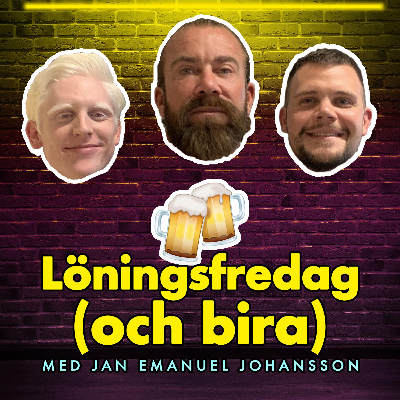 Löningsfredag #3 – med Jan Emanuel Johansson
