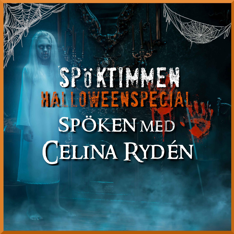 Halloween: Spöken med Celina Rydén