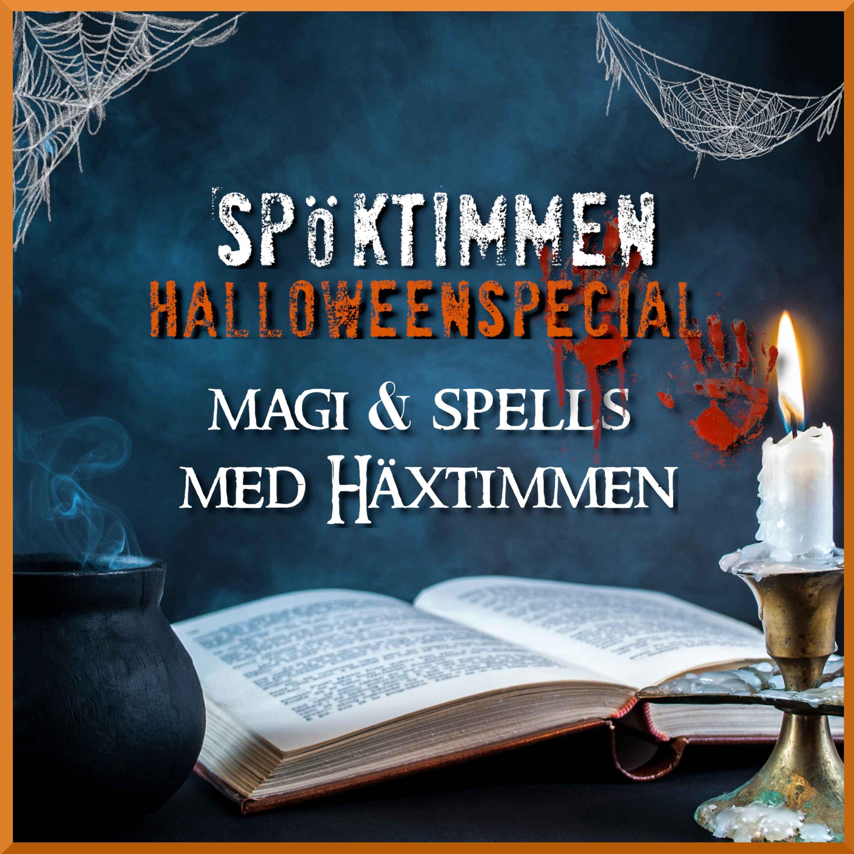 Halloween: Magi & spells med Häxtimmen