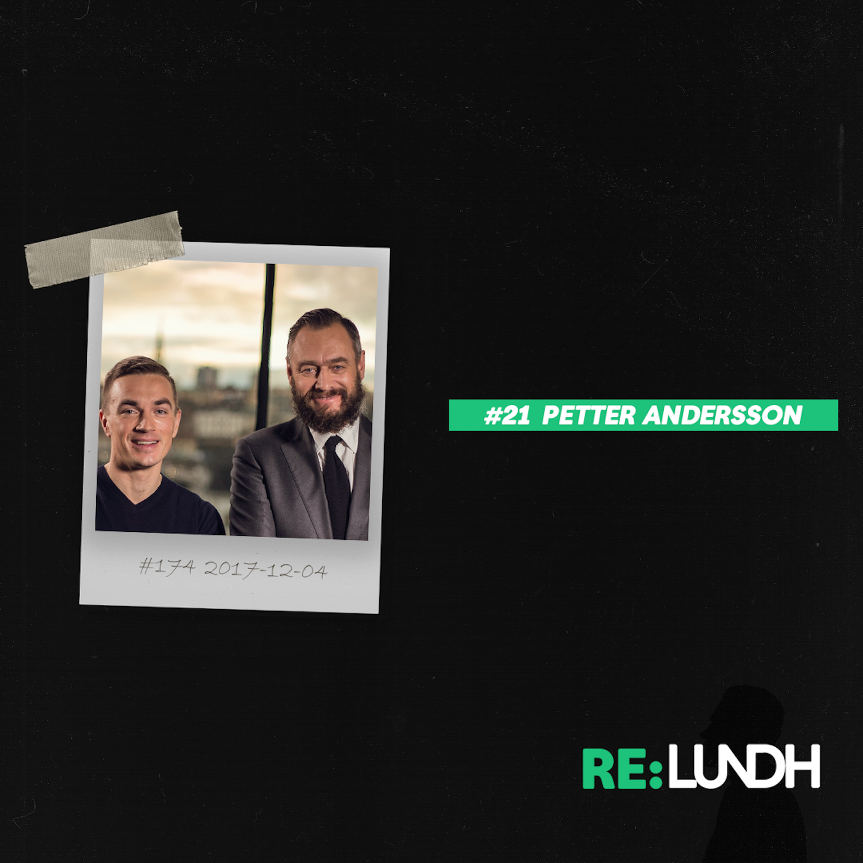 21 Re:Lundh – Petter Andersson