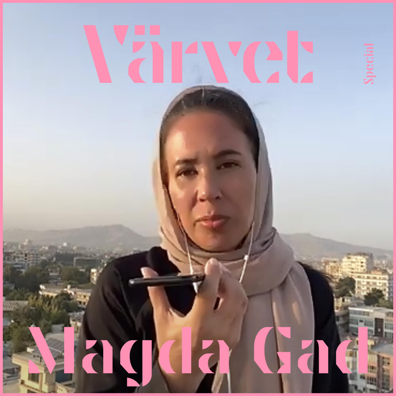 SPECIAL: Magda Gad