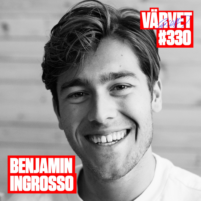 FAVORIT I REPRIS: Benjamin Ingrosso