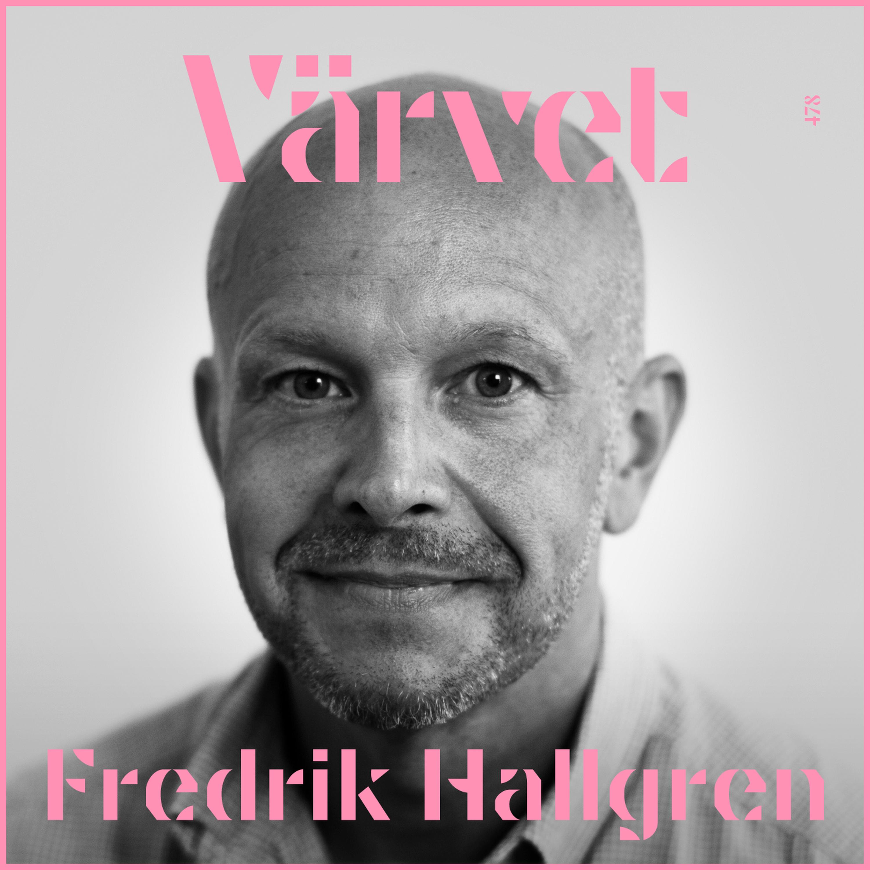KORT VERSION #478: Fredrik Hallgren