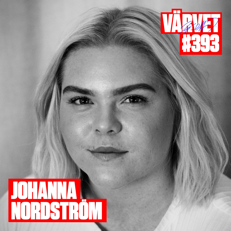 FAVORIT I REPRIS: Johanna Nordström