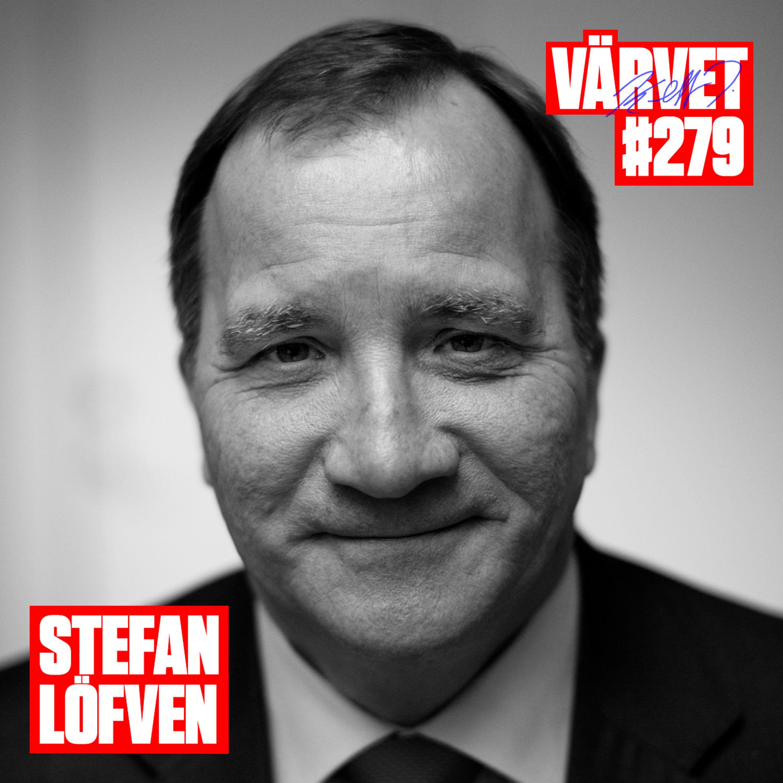 FAVORIT I REPRIS: Stefan Löfven