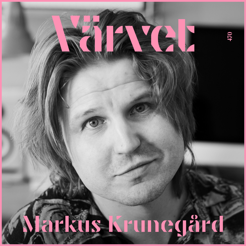 KORT VERSION #470: Markus Krunegård