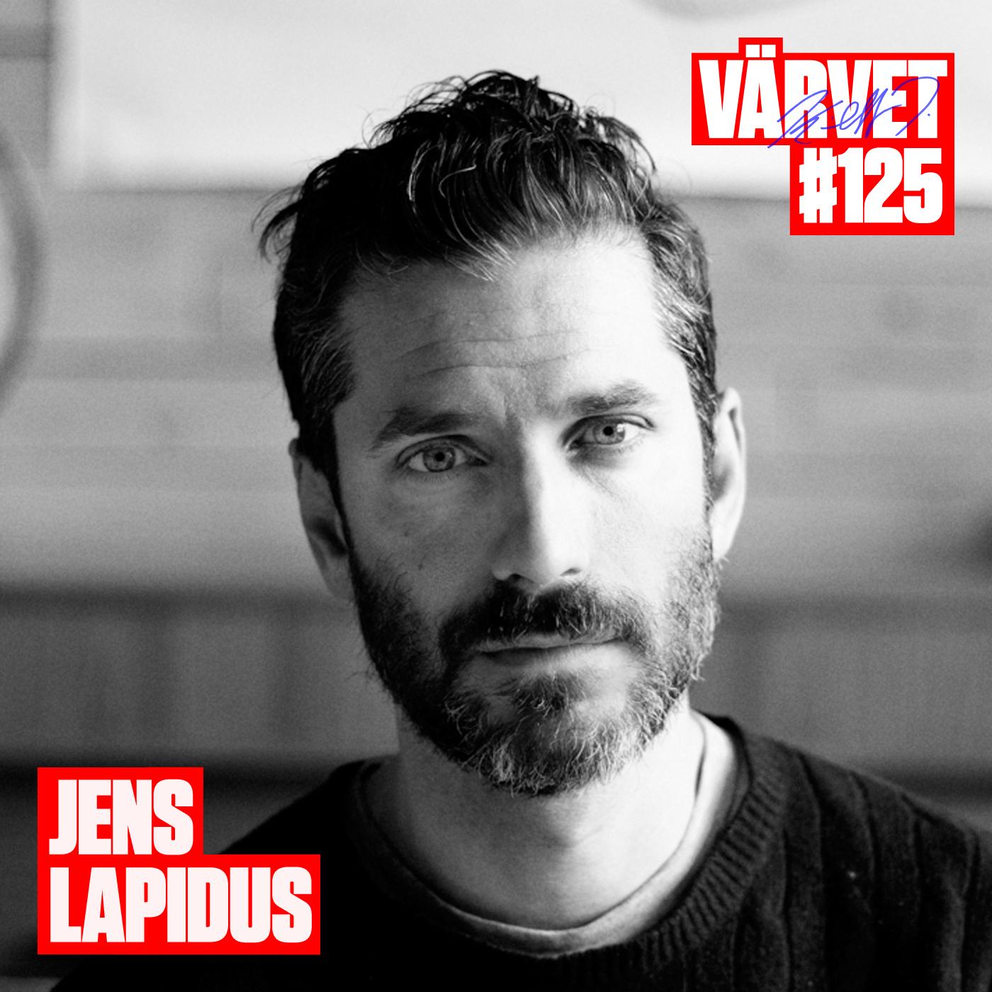 #125: Jens Lapidus