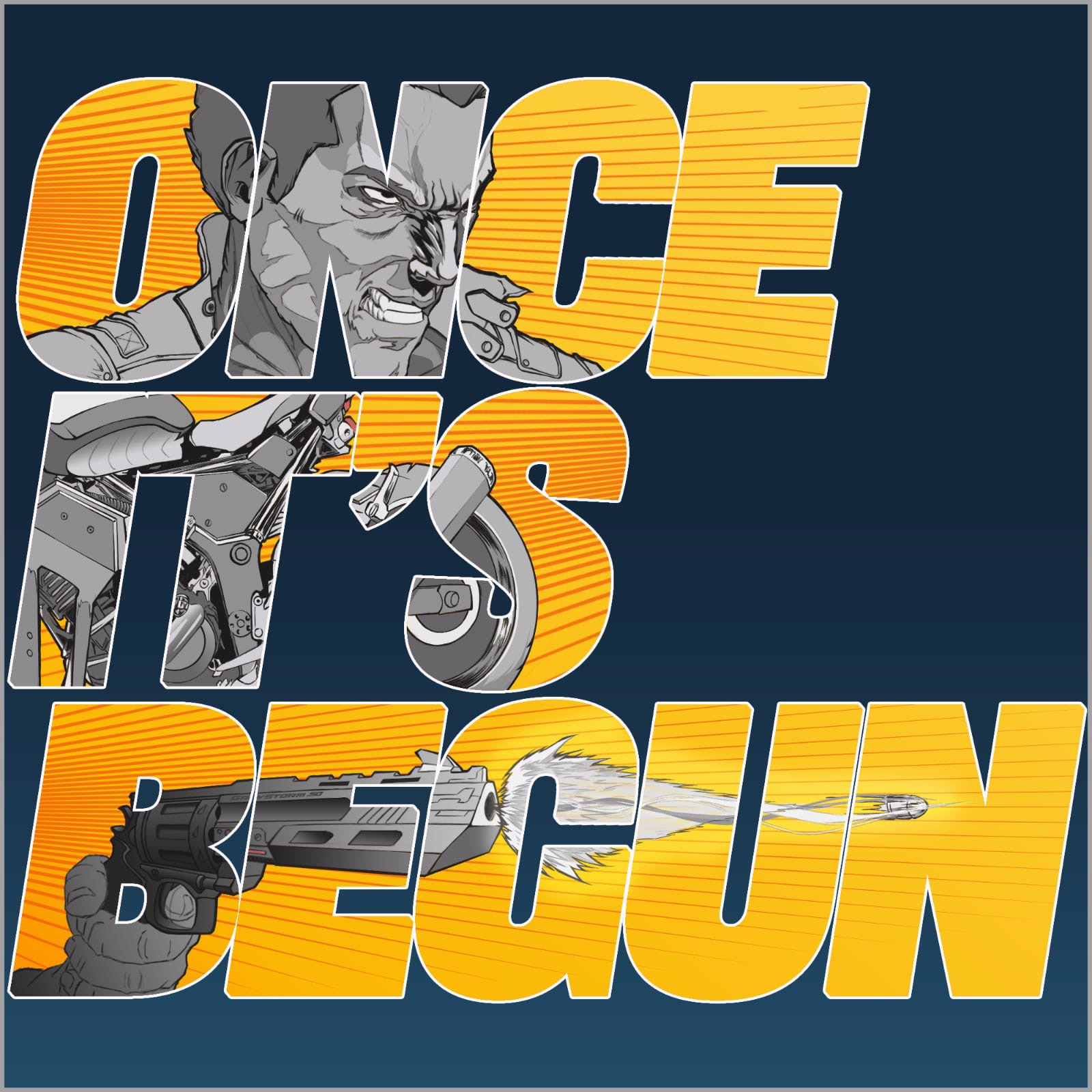 """""""    Once It's Begun """" Podcast"""