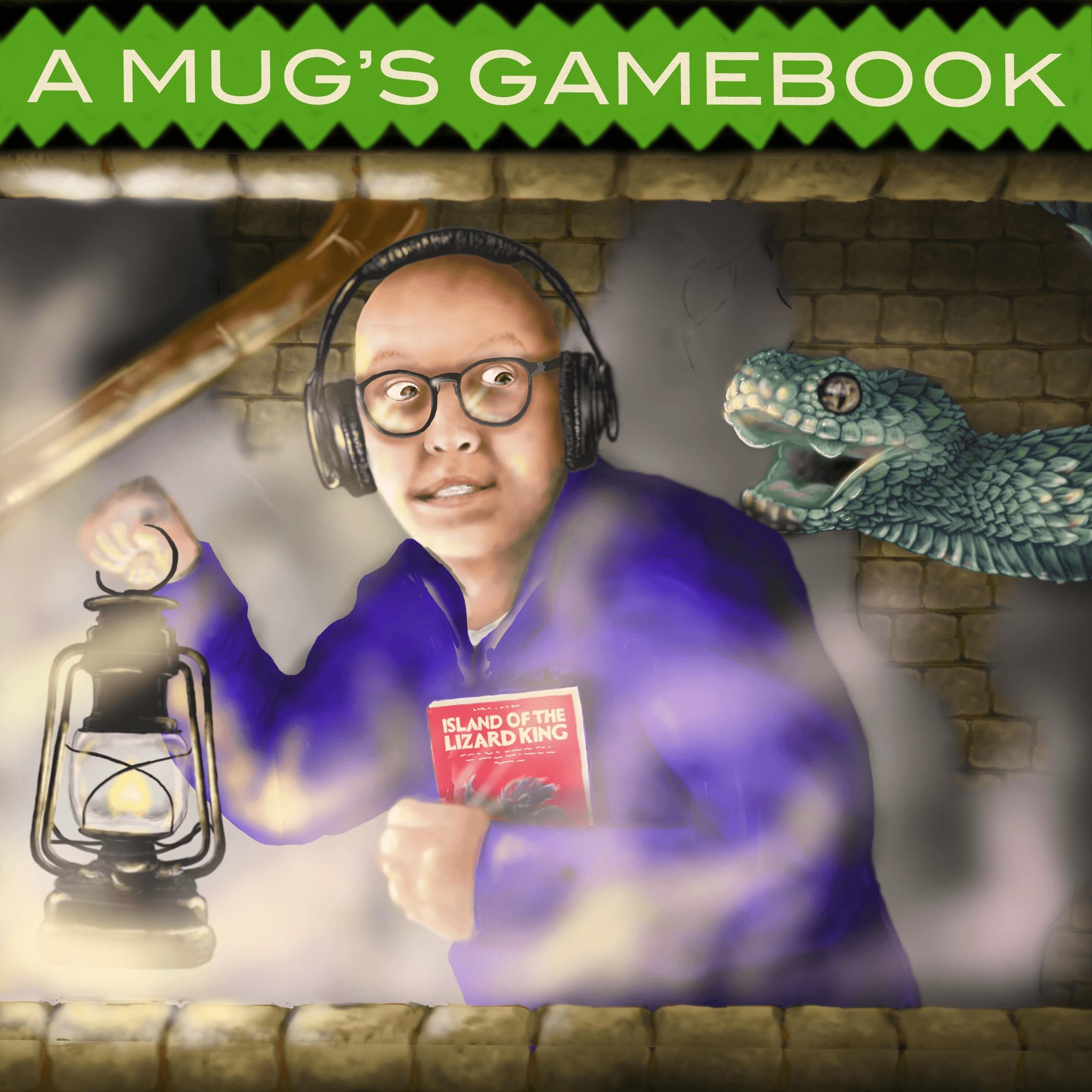 A Mug's Gamebook