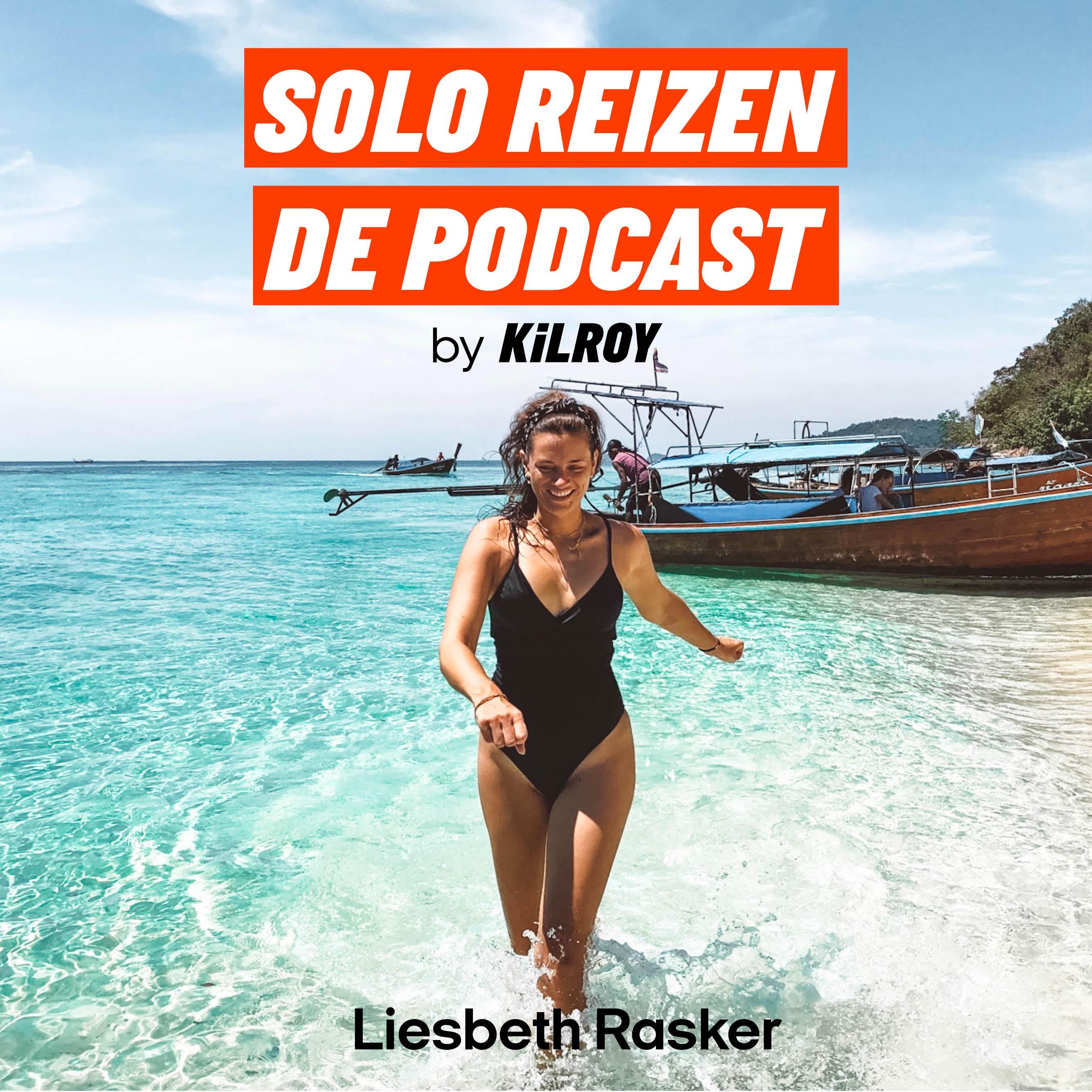 Solo reizen de Podcast logo