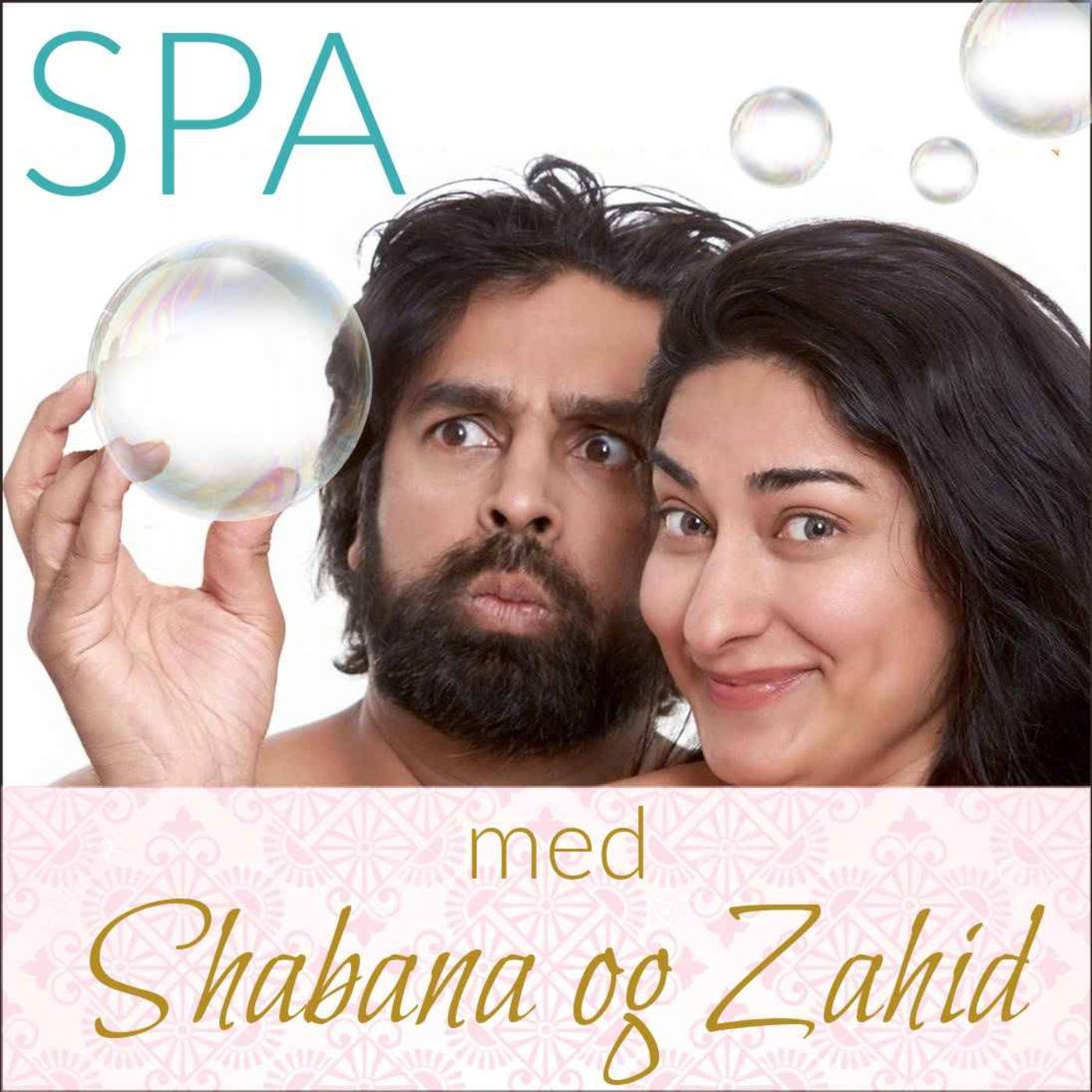 SPA -Med Shabana og Zahid