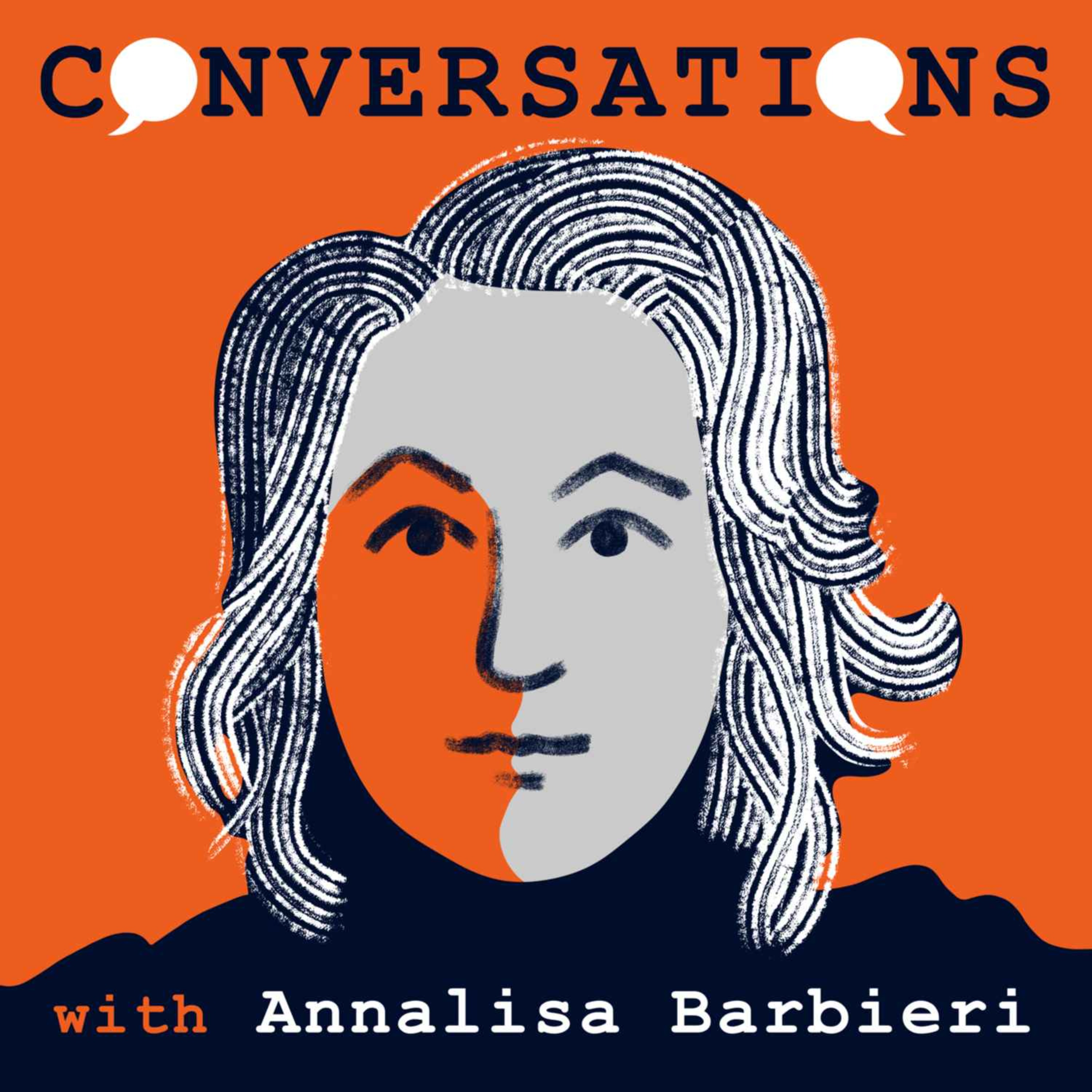 Conversations with Annalisa Barbieri podcast show image